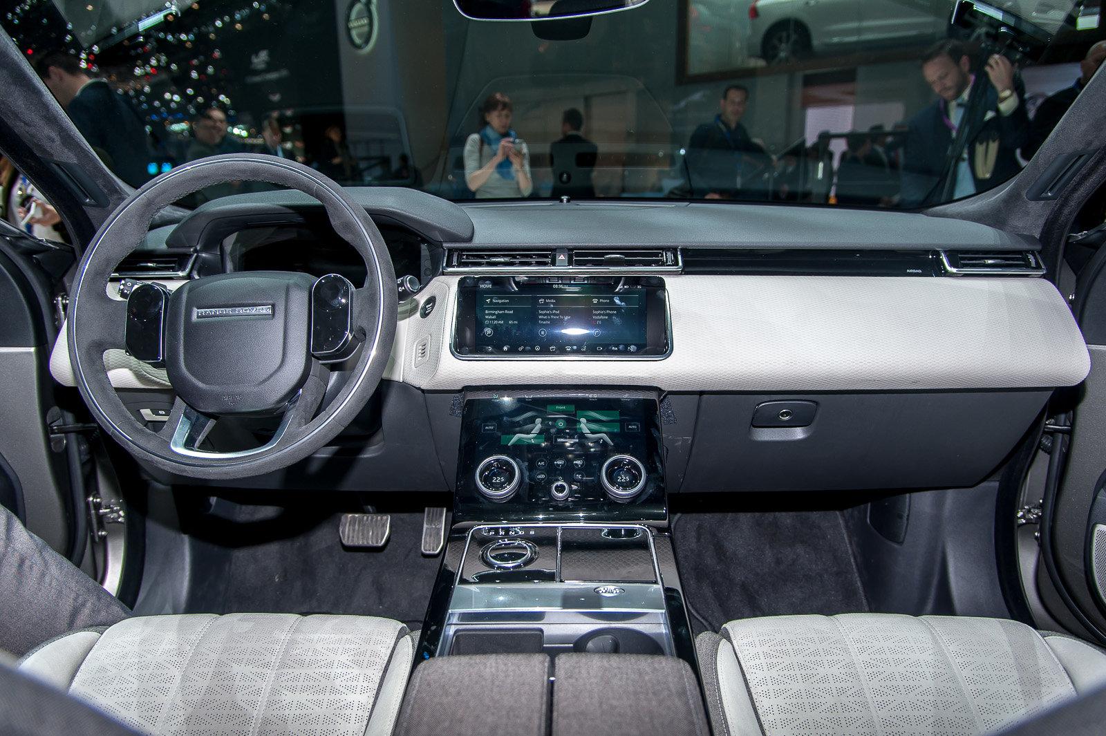Foto - Range Rover Velar: lusso e design