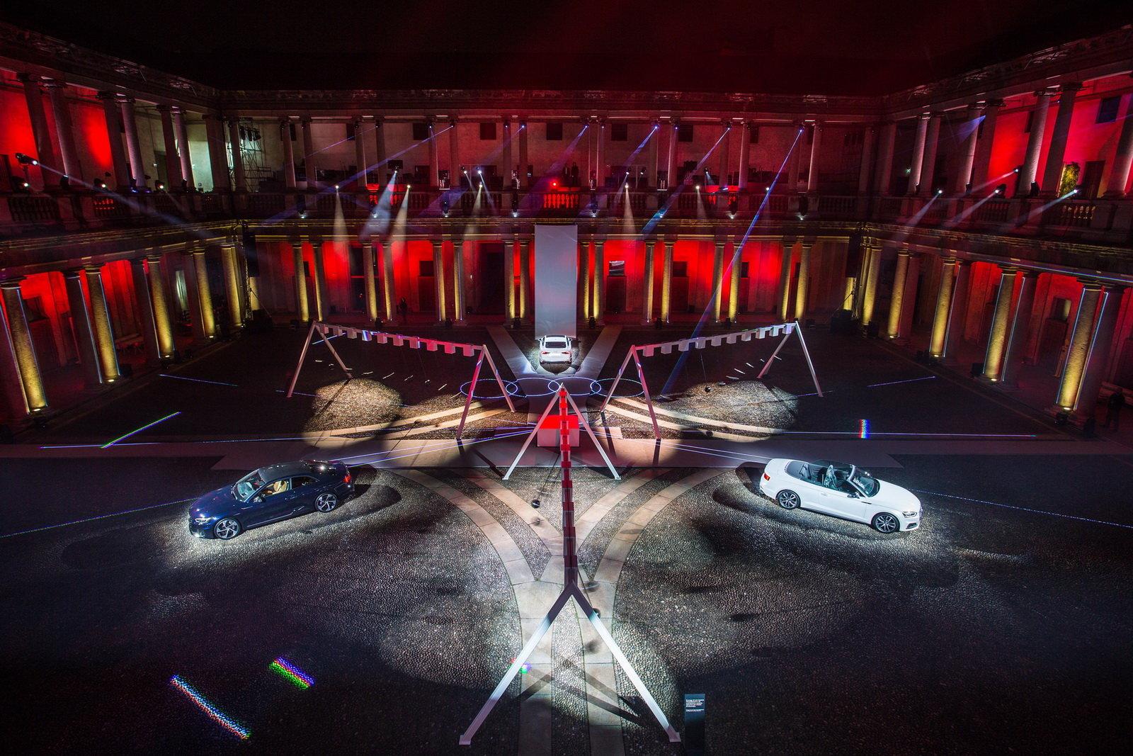 Foto Audi City Lab Si Parla D Intelligenza Artificiale
