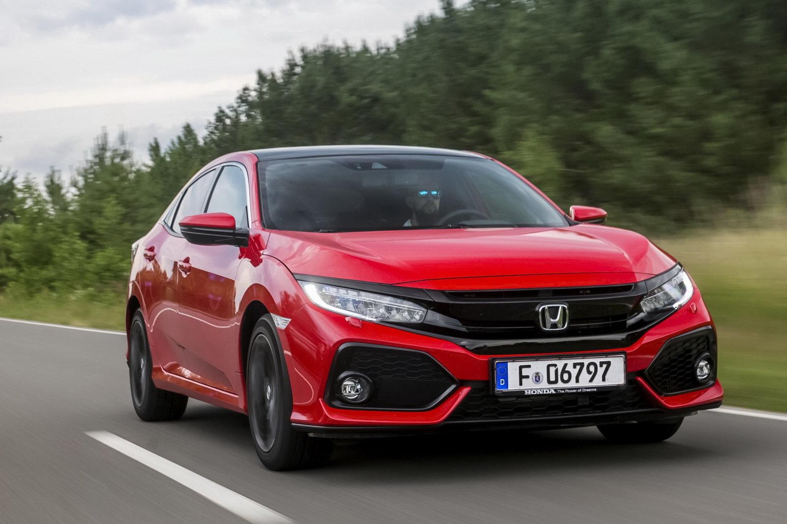 Honda Civic: Nel 2018 Il Nuovo 1.6 Diesel