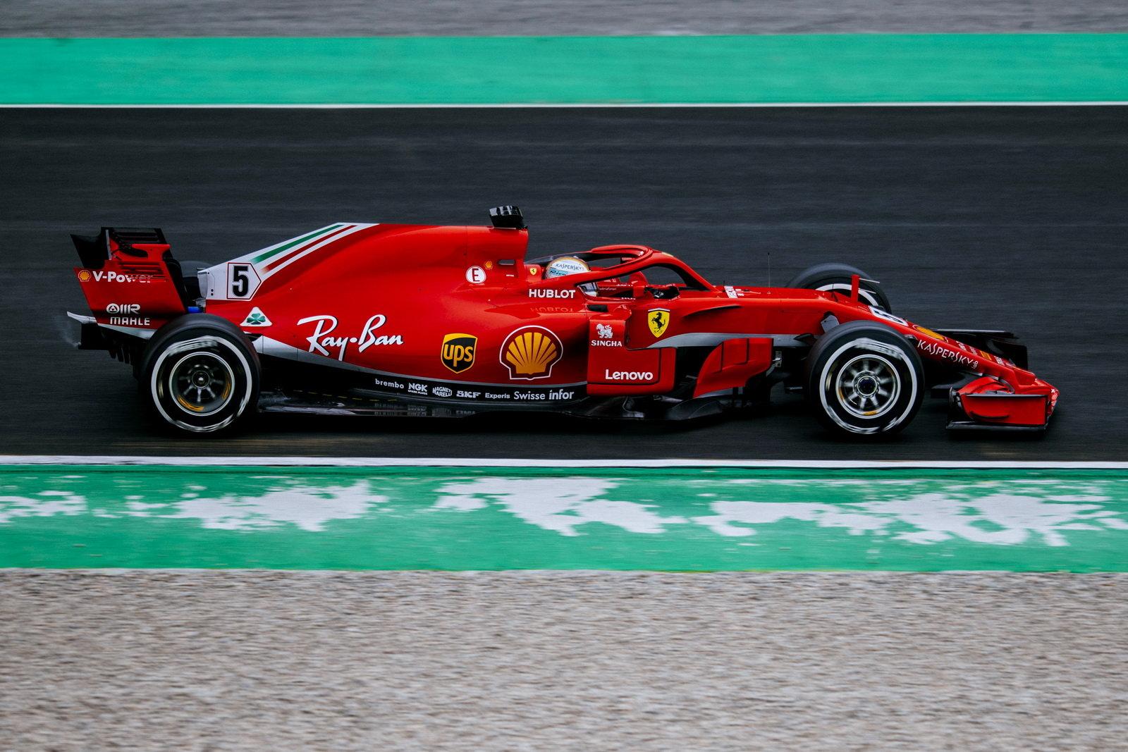 Foto La Formula 1 2018 In Diretta Streaming Ma Non In Italia