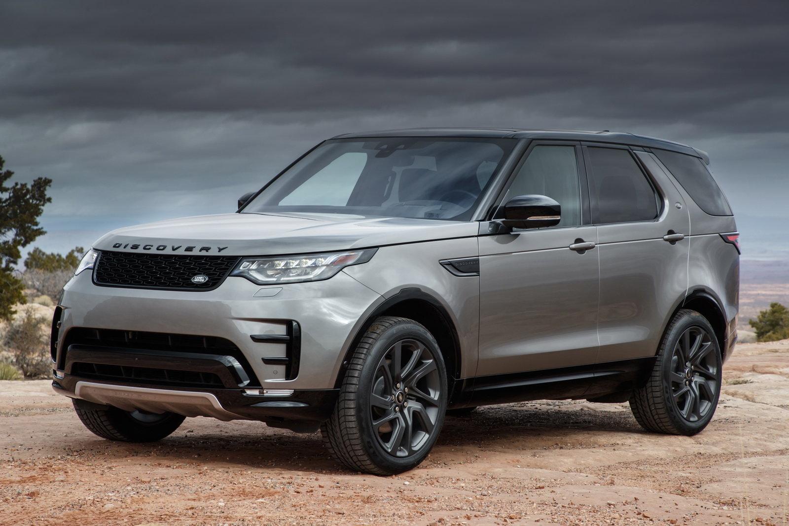 Foto - Land Rover Discovery: arriva il turbodiesel da 306 CV