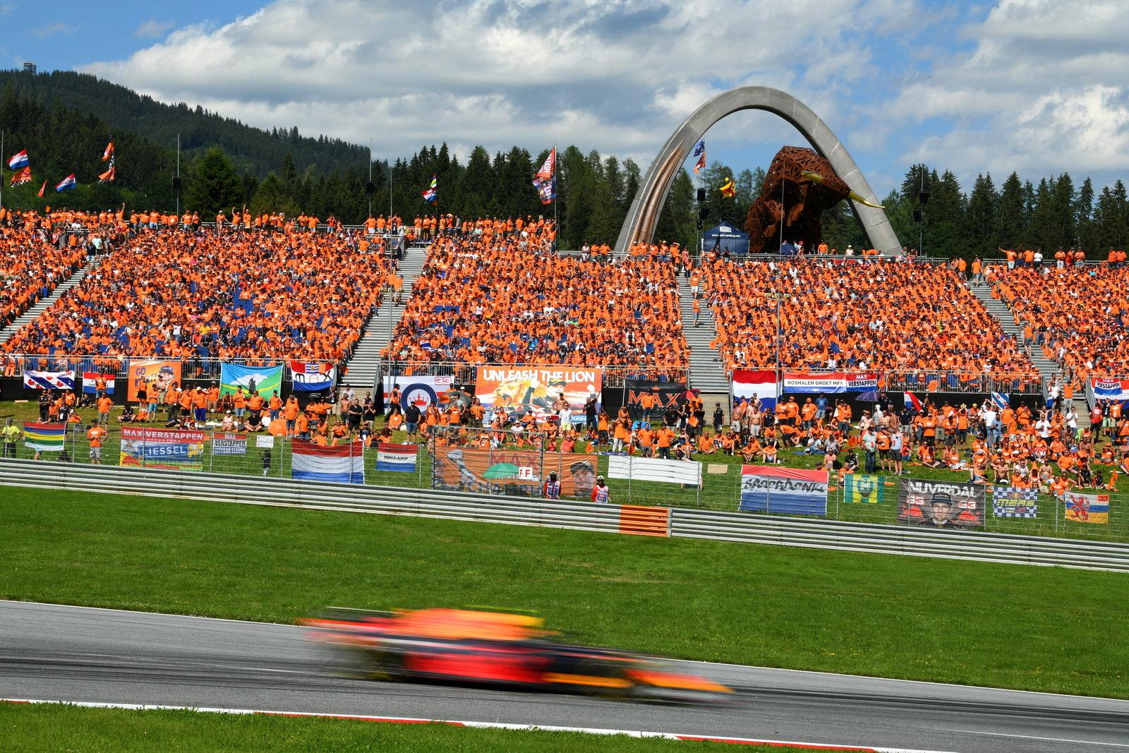 Foto Formula 1 2019 Gp Dellaustria Orari Diretta Tv