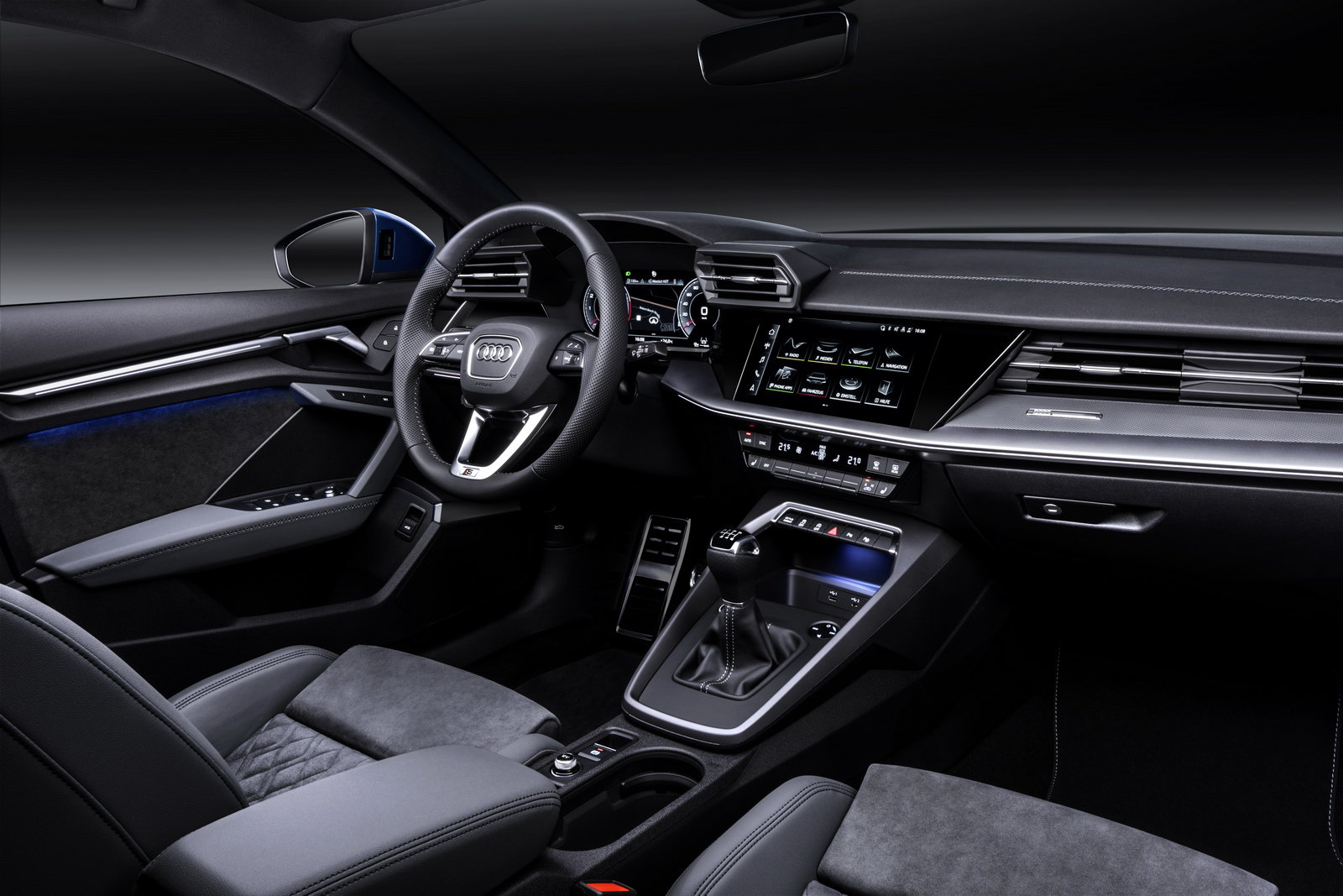 Foto Audi A3 Sportback Annunciati I Prezzi