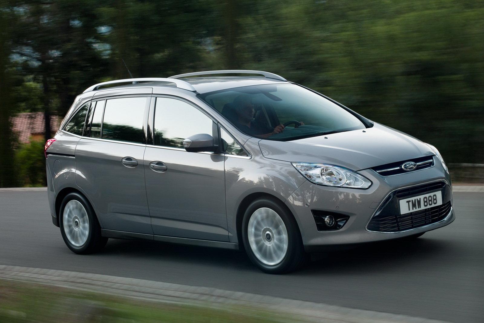 Ford C Max 7 Prova Scheda Tecnica Opinioni E Dimensioni 2 0 Tdci 163 Cv Titanium