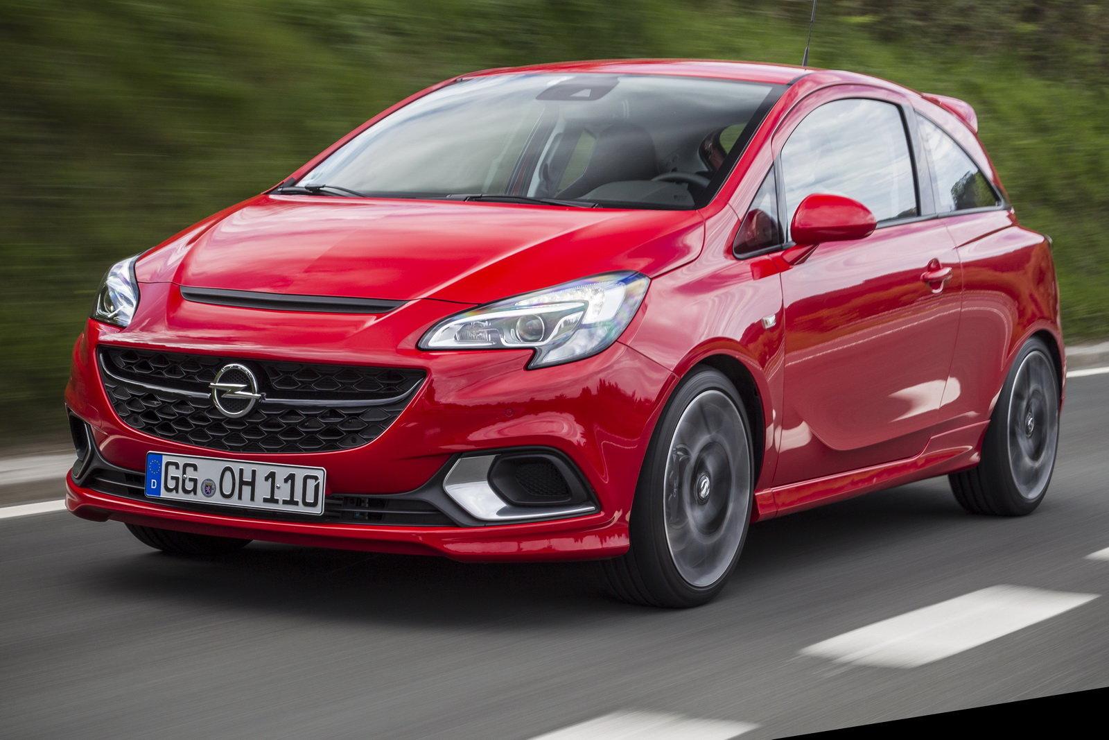 Opel Corsa Prova Scheda Tecnica Opinioni E Dimensioni 1 6 Turbo Opc 3 Porte