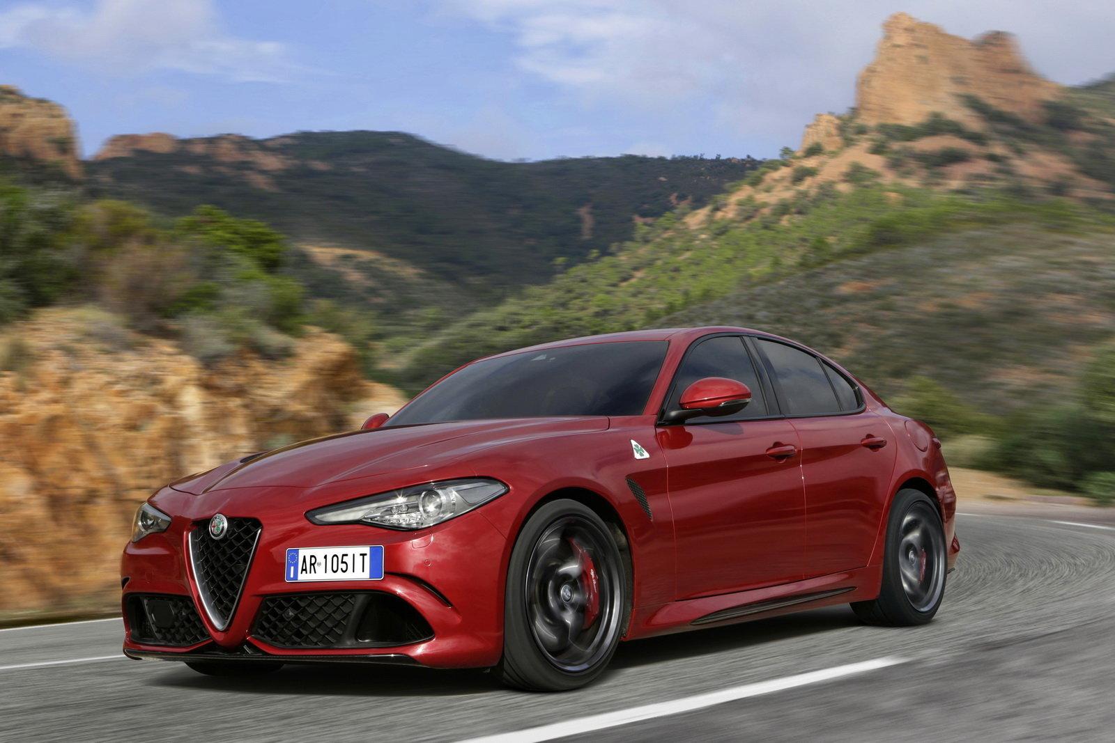 Alfa Romeo Giulia Quadrifoglio >> La Gran Turismo Con Due Porte In Piu
