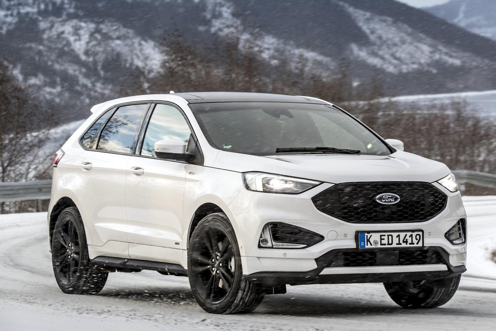 Ford Edge Prova Scheda Tecnica Opinioni E Dimensioni 2 0 Ecoblue