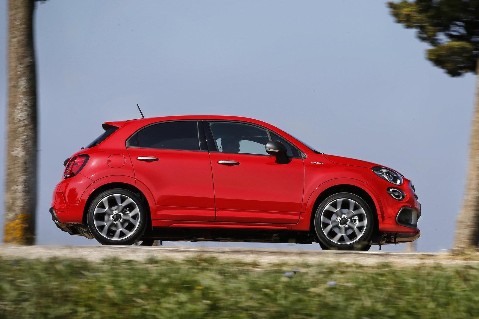 Fiat 500x Prova Scheda Tecnica Opinioni E Dimensioni 1 3 T4 150 Cv Sport Dct