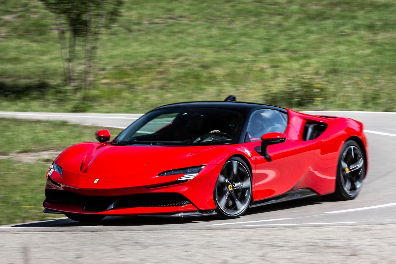 Ferrari Sf90 Stradale Prova Scheda Tecnica Opinioni E Dimensioni Hybrid