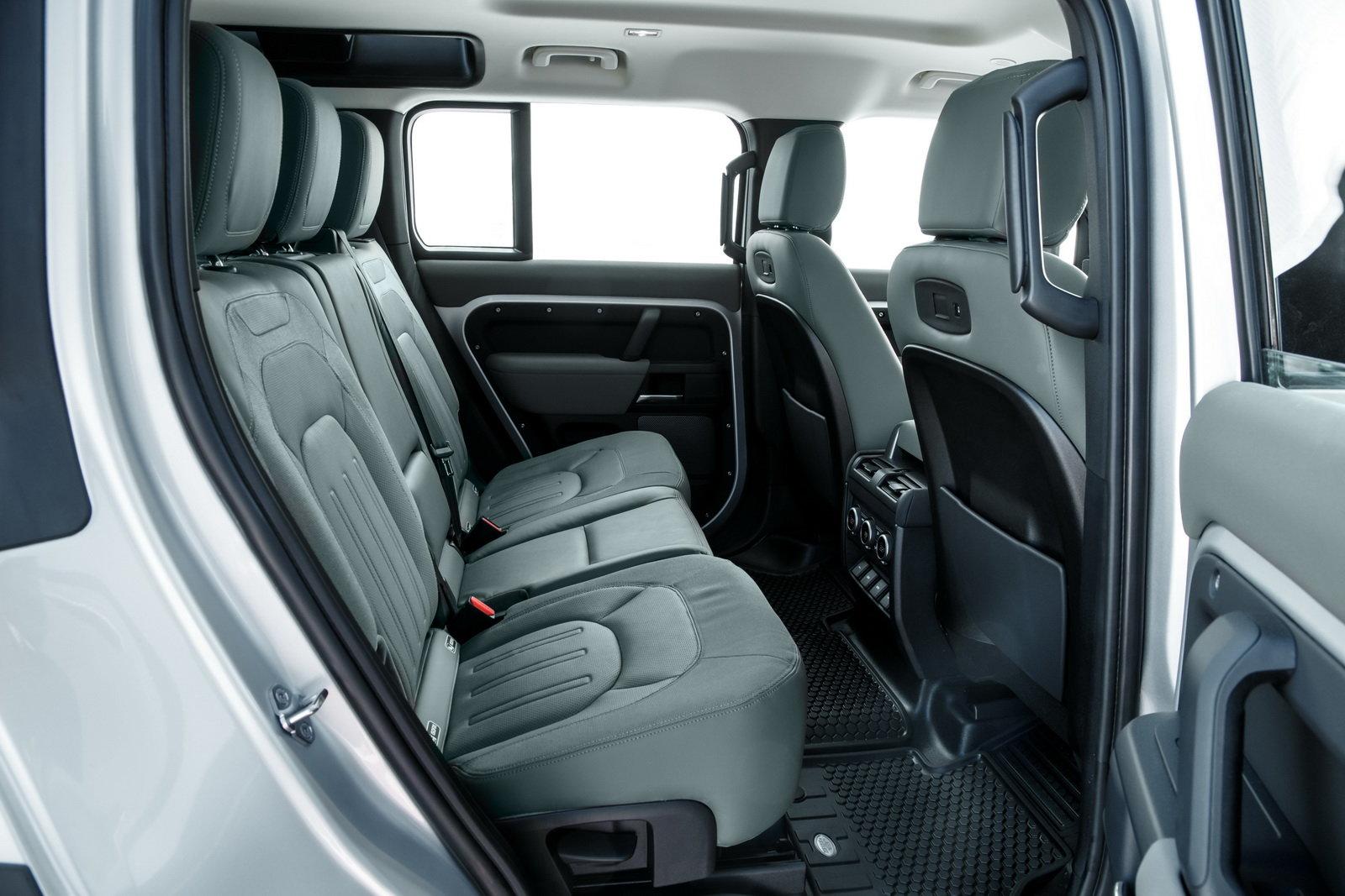 Sedile Imponente E Severo.Land Rover Defender Prova Scheda Tecnica Opinioni E Dimensioni 110 2 0 Sd4 240 Cv