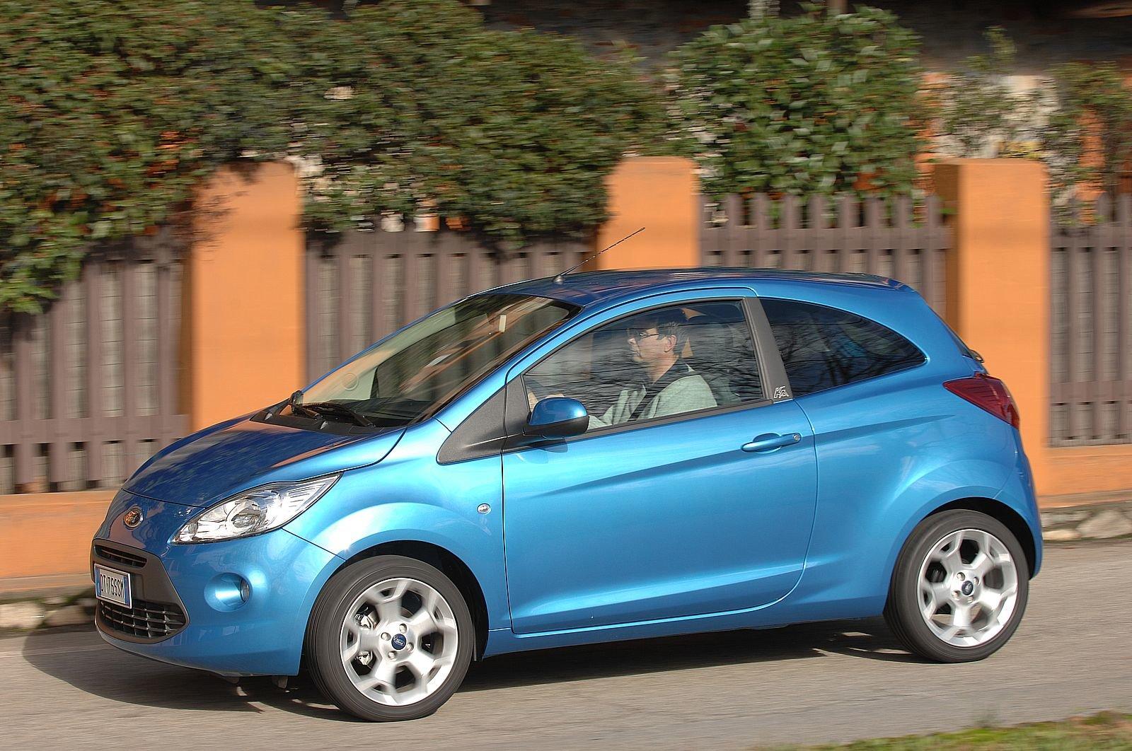 Prova Ford Ka Scheda Tecnica Opinioni E Dimensioni 1 2 Titanium