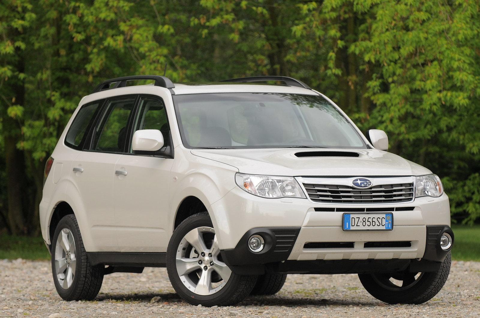 Impreza 2008-2012 Comandi clima con plancia Subaru Forester