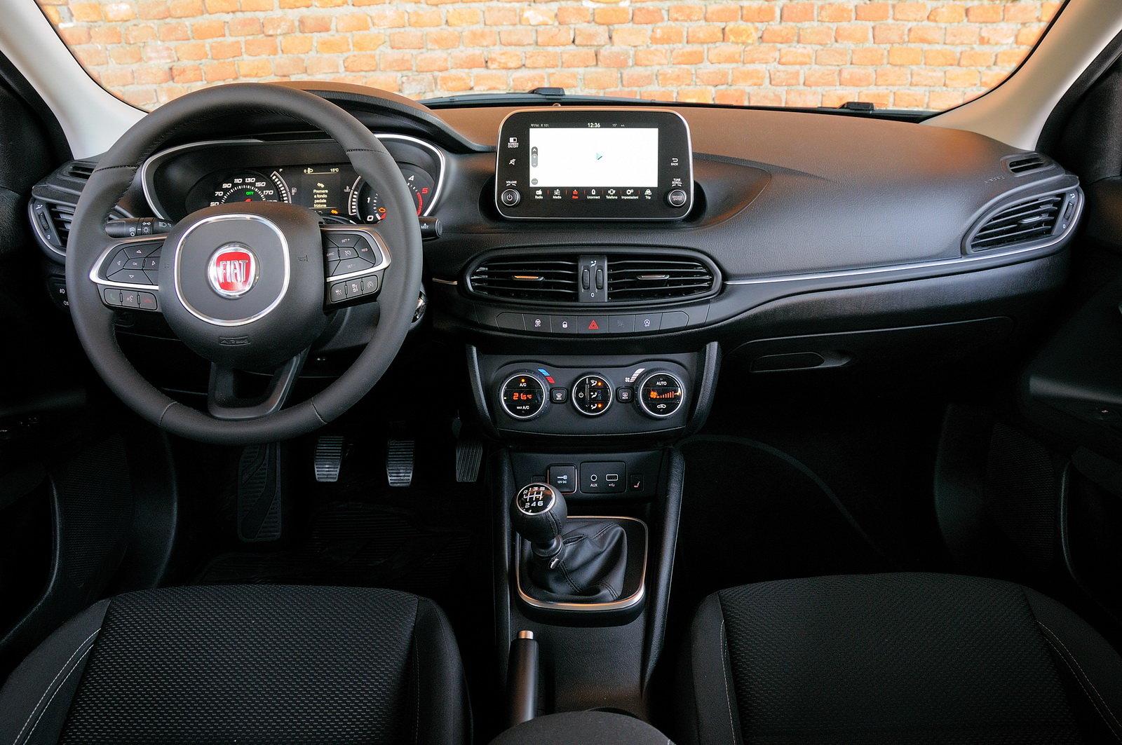 Prova Fiat Tipo 5 Porte Scheda Tecnica Opinioni E Dimensioni 1 6