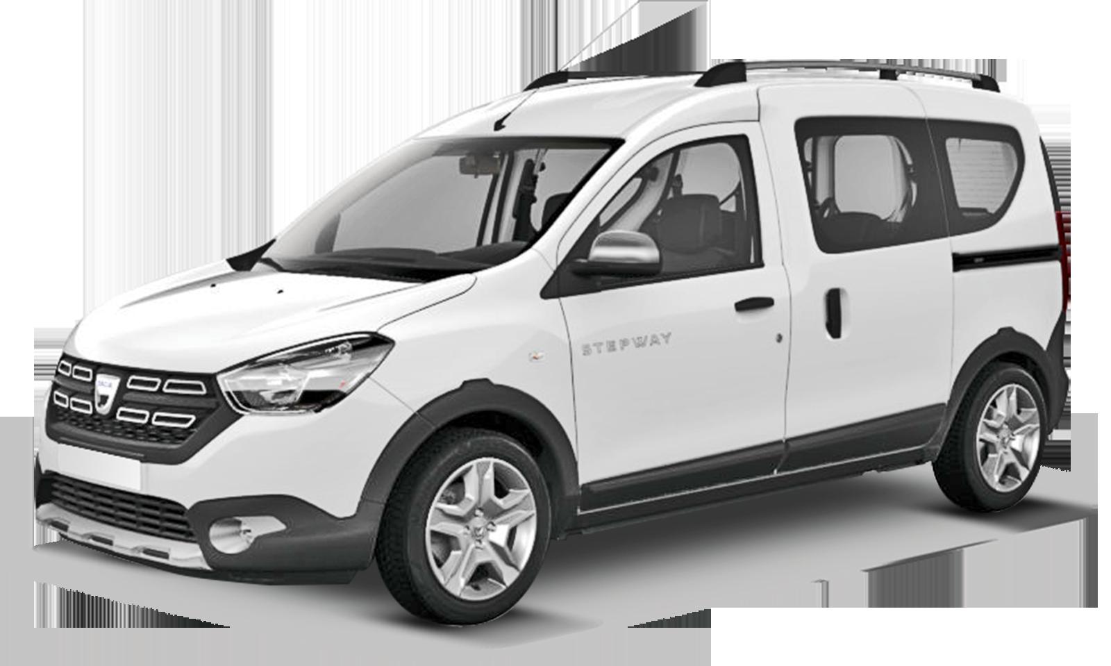 Listino Dacia Dokker Stepway prezzo - scheda tecnica - consumi ...