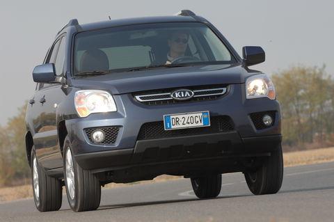 Prova Kia Sportage 2.0 16V EcoSuv Active 2WD