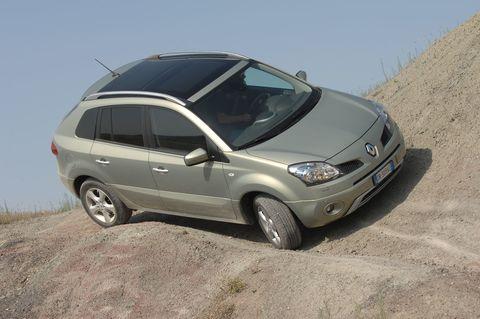 Prova Renault Koléos 2.0  dCi 150CV FAP 4X2