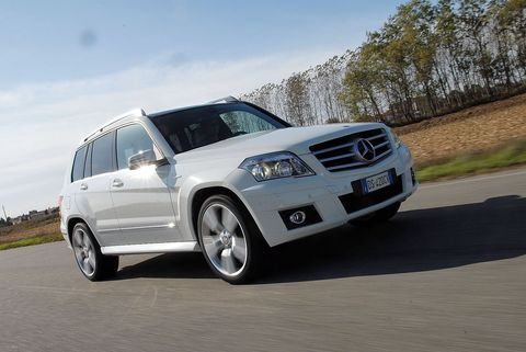 Prova Mercedes GLK 350 CDI