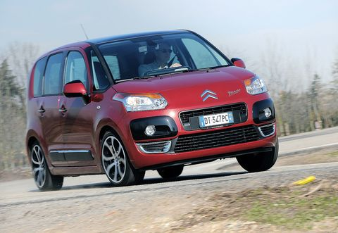 Prova Citroën C3 Picasso 1.4  16V Vti Exclusive Style