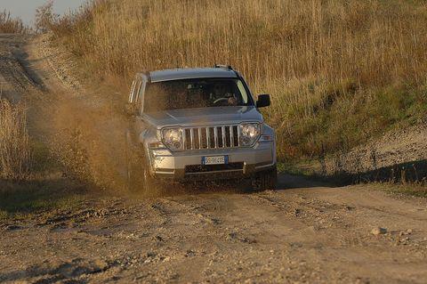 Prova Jeep Cherokee 2.8 CRD Limited
