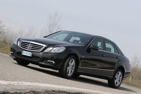 Prova Mercedes E 250 CDI BlueEfficiency Avantgarde Automatica