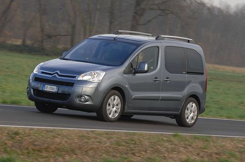 Prova Citroën Berlingo 1.6 HDi 16V 110 CV My Multispace