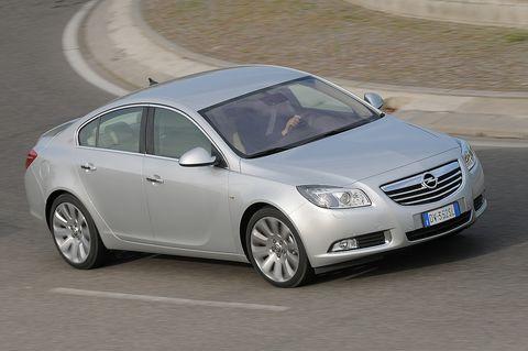 Prova Opel Insignia 2.0 CDTI 160 CV Cosmo