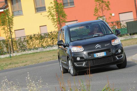 Prova Citroën C3 Picasso 1.6 HDi 16V 110 CV FAP Exclusive Style