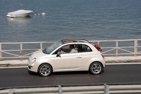 Prova Fiat 500C 1.3 16V Multijet 75 CV Lounge