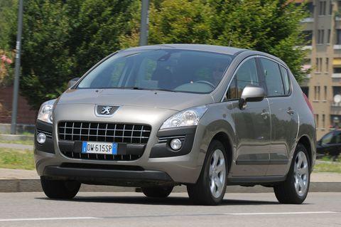 Prova Peugeot 3008 1.6 HDi 16V Tecno