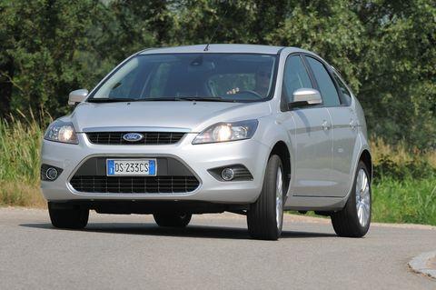Prova Ford Focus 2.0 Gpl Titanium