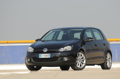 Prova Volkswagen Golf 2.0 TDI Highline 5p