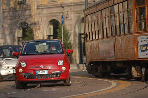 Prova Fiat 500 1.2 Pur-O2
