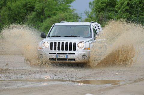 Prova Jeep Patriot 2.2 CRD Limited