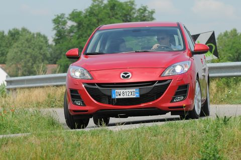 Prova Mazda 3 1.6 DE Advanced