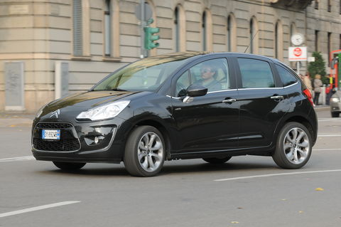Prova Citroën C3 1.6 VTi Exclusive