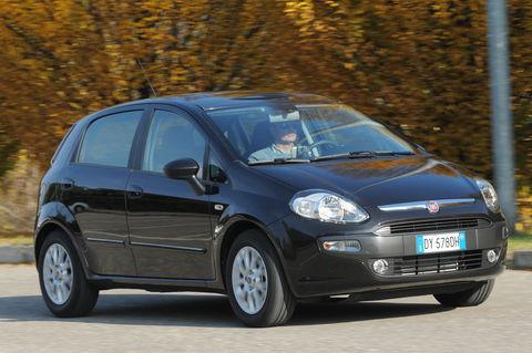 Prova Fiat Punto Evo 1.3 Multijet 16V 95 CV Dynamic 5p S&S DPF