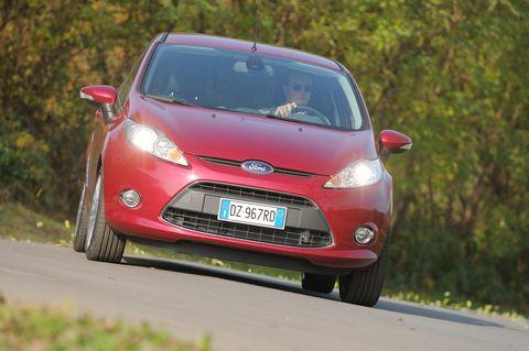 Prova Ford Fiesta 1.4 16V GPL Titanium 3 porte
