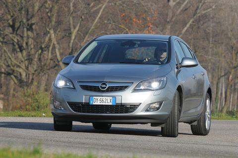 Prova Opel Astra 1.7 CDTI 110 CV Cosmo