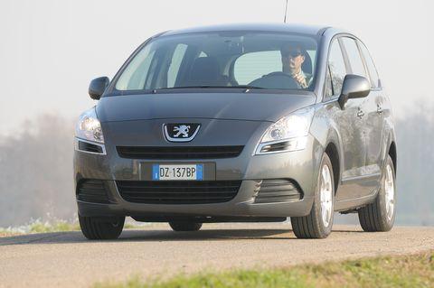Prova Peugeot 5008 1.6 16V VTi Premium