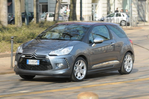 Prova Citroën DS3 1.6 HDI 16V 90 CV So Chic