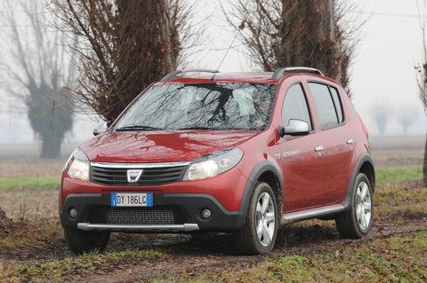 Prova Dacia Sandero Stepway 1.5 dCi