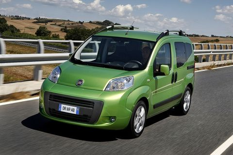 Prova Fiat Qubo 1.3 16V Multijet Trekking