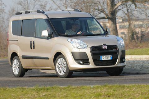 Prova Fiat Doblò 1.6 16V Multijet Emotion 5 posti