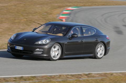 Prova Porsche Panamera 4.8 4S V8 PDK