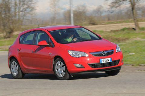 Prova Opel Astra 1.4 16V Elective