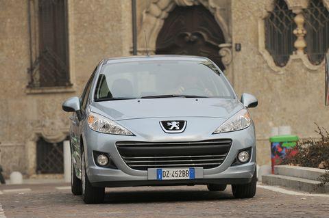 Prova Peugeot 207 1.6 16V HDi 90 CV FAP 99G Business 5p