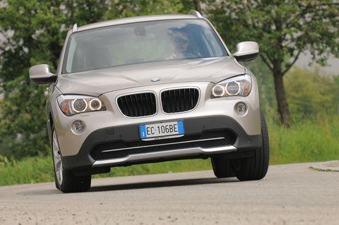 Prova BMW X1 sDrive18d Futura