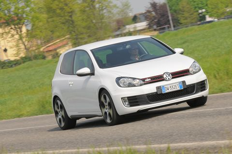 Prova Volkswagen Golf 2.0 GTI 3p
