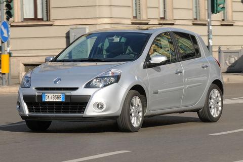 Prova Renault Clio 1.5 dCi 85 CV Luxe 5p