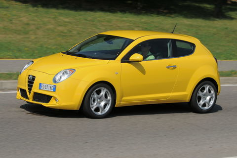 Prova Alfa Romeo MiTo 1.4 Turbo MultiAir Distinctive TCT